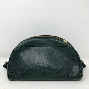 Louis Vuitton Leather Vanity Pouch